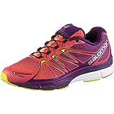 Salomon X Scream Flare W 390991, Zapatillas para Mujer, Mehrfarbig (Violet,Pink 001), EU