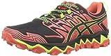 Asics Gel-Fujitrabuco 7, Zapatillas de Running Hombre, Rojo (Red Snapper/Black 600), 46.5 EU