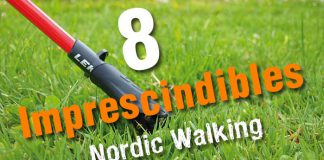 8 imprescindibles para practicar nordic walking