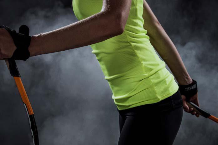 Nordic Walking mejora tu cuerpo y tu trasero