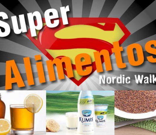 Los 3 mejores alimentos para la Caminata nórdica