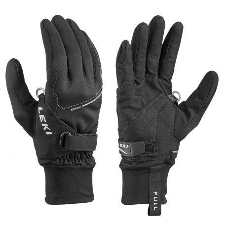 guantes para la marcha nordica