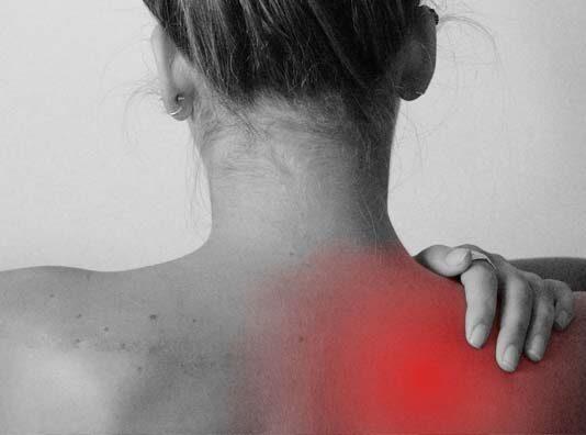 espalda y marcha nórdica