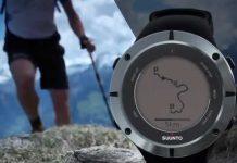 reloj smartwatch marcha nordica y nordic walking