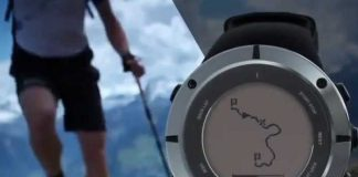 reloj smartwatch marcha nordica y nordic walking