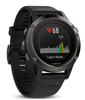 smartwatch garmin fenix 5 marcha nordica