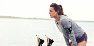 como respirar haciendo marcha nórdica