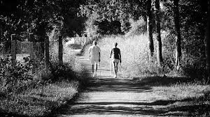 mindfulness con la marcha nórdica