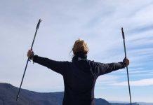 Desafío con la caminata nóridica