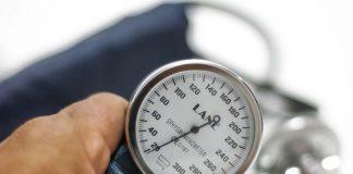presión arterial marcha nórdica