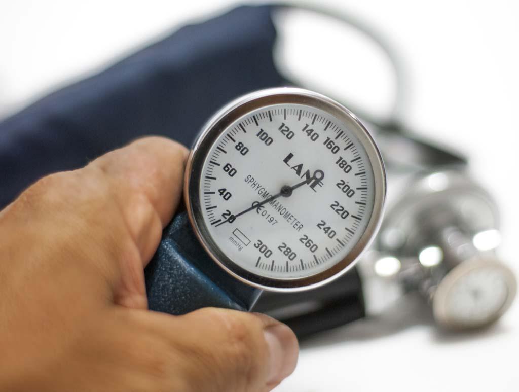 Autoayuda para la presión arterial