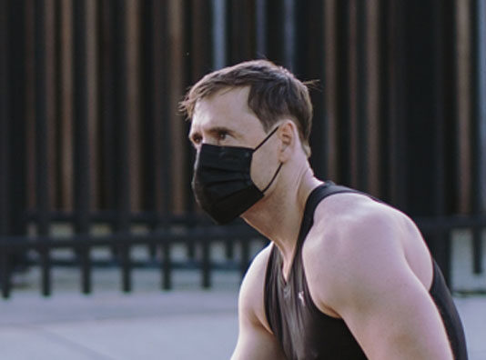 ejercicio con mascarilla es bueno
