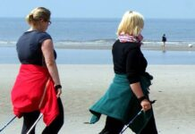 enfermedades reumáticas marcha nórdica